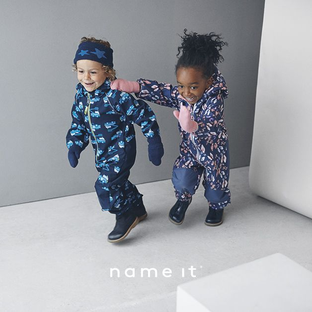 NAME IT has made high quality children's clothes for 30 years. Here is our A/W MINI collection 2016 (size 80-104)