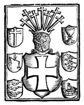 Coat of Arms of the Prester John (Priest-King) of the Israelites.