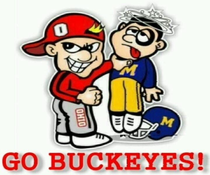 ohio state buckeyes flag