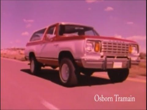 1978 Dodge Ramcharger Commercial Film - Ford Bronco & Chevy Blazer Comparison Film - YouTube