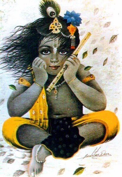 Art - Krishna