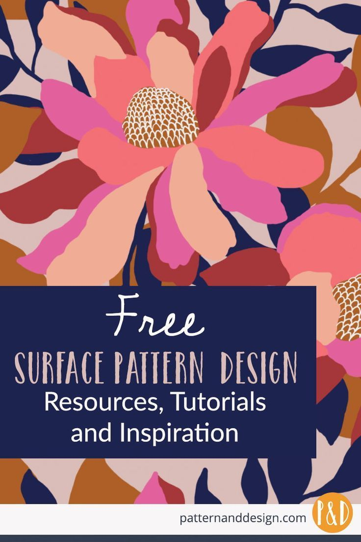 Pattern And Design Surface Pattern Design Free Resources Design