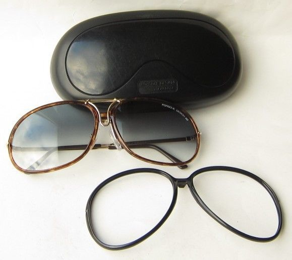 vintage #80s porsche design by carrera sunglasses aviator austria large 5631 5632 from $139.99
