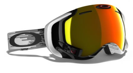 #Oakely #Airwave, las #gafas para los #amantes del #ski.