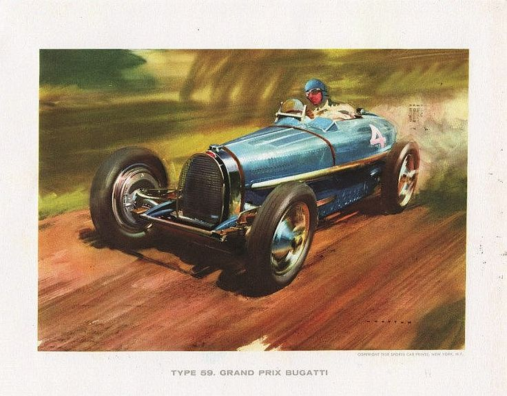 Buy online, view images and see past prices for Bugatti Type 59 Grand Prix 1958. Invaluable is the world's largest marketplace for art, antiques, and collectibles.