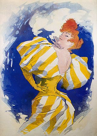 Jules Cheret, Paris 1889: Vintage Posters, Art Decó, Art Nouveau, Jules Cheret, Art Inspiration, Cheret Art, Cigarette Girl, Jules Chéret, Vintage Art