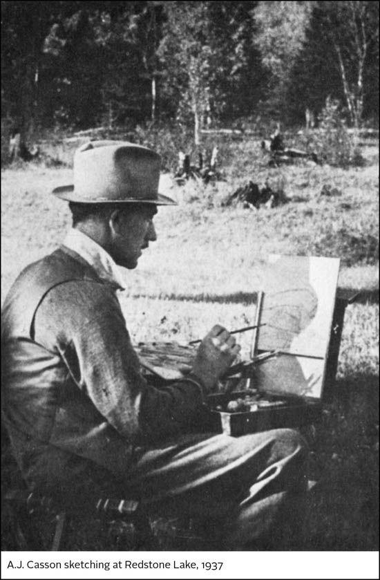 Alfred Joseph (A.J.) Casson