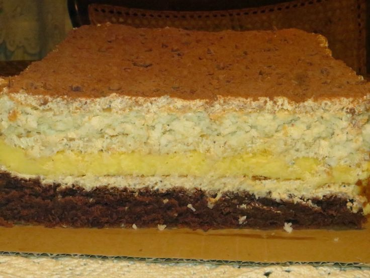 Domowe ciasta i obiady: Ciasto Magda