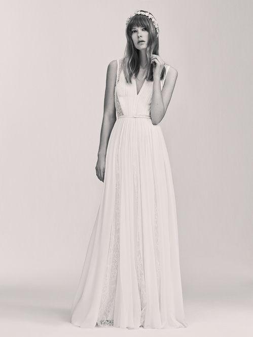 libanais de lancer sa première collection de robes de mariée. Des ...