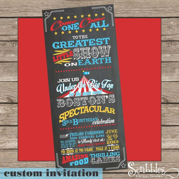 23 best images about Bean bag toss ideas – Carnival Themed Party Invitations