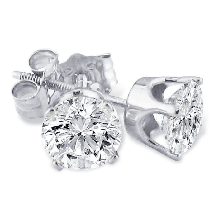 at ov weights canton in shop ga cut total color gold stud plt earrings white diamond pear earring online app k