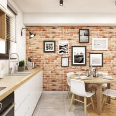 Cozinhas modernas por MONOstudio