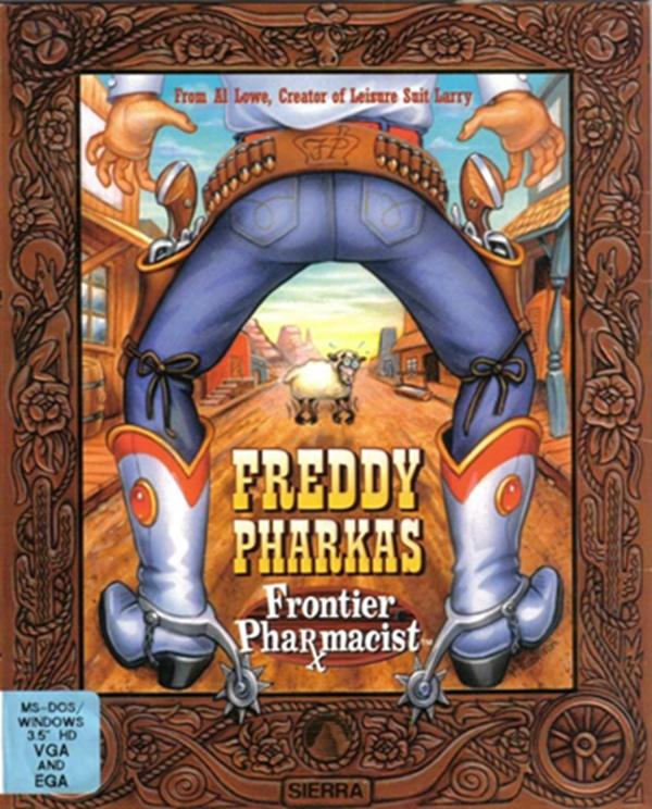 Freddy Pharkas Frontier Pharmacist