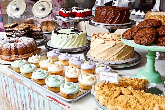 Sweet tooth! @ magnolia bakery, JBR Dubai