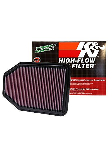 K&N 33-2364 High Performance Replacement Air Filter for 2007-2016 Jeep Wrangler JK 3.6L V6 - http://www.caraccessoriesonlinemarket.com/kn-33-2364-high-performance-replacement-air-filter-for-2007-2016-jeep-wrangler-jk-3-6l-v6/  #20072016, #36L, #332364, #Filter, #High, #Jeep, #Performance, #Replacement, #Wrangler #Jeep-Parts-Accessories