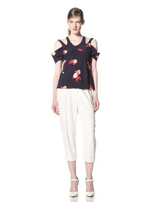 Marni Women's Split Shoulder Top