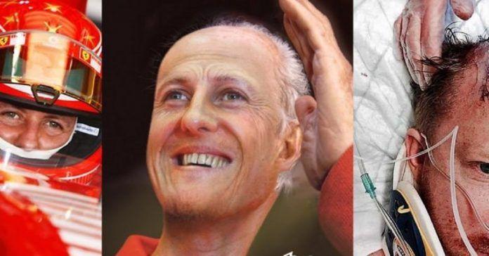 Milagre Michael Schumacher Sai Do Coma E Chora Com Gesto Da