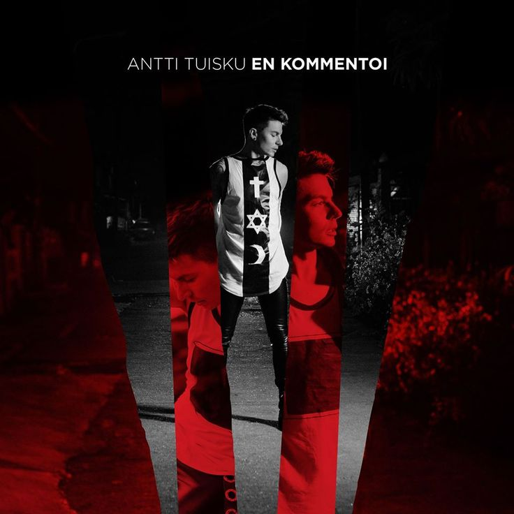 Album cover for Antti Tuisku