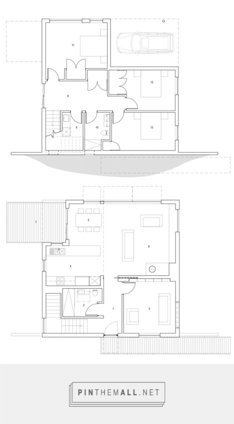 37 best small box house images on Pinterest | Box houses, Small ...