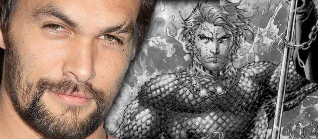 Has Jason Momoa (Aquaman?) Joined Zack Snyder's BATMAN/SUPERMAN Film?