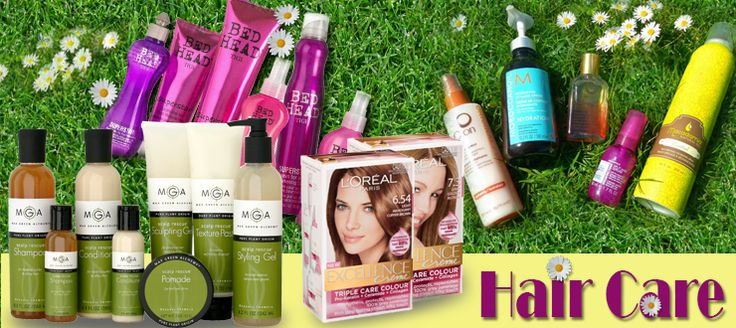 #HairCareProducts