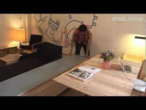 ▶ Hartz-IV-Wohnung: Bauhaus für Billigheimer - SPIEGEL TV - YouTube
