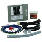50 Amp Generator Transfer Switch Kit for 12-16 Circuits for Indoor Applications
