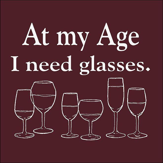 of good wine!