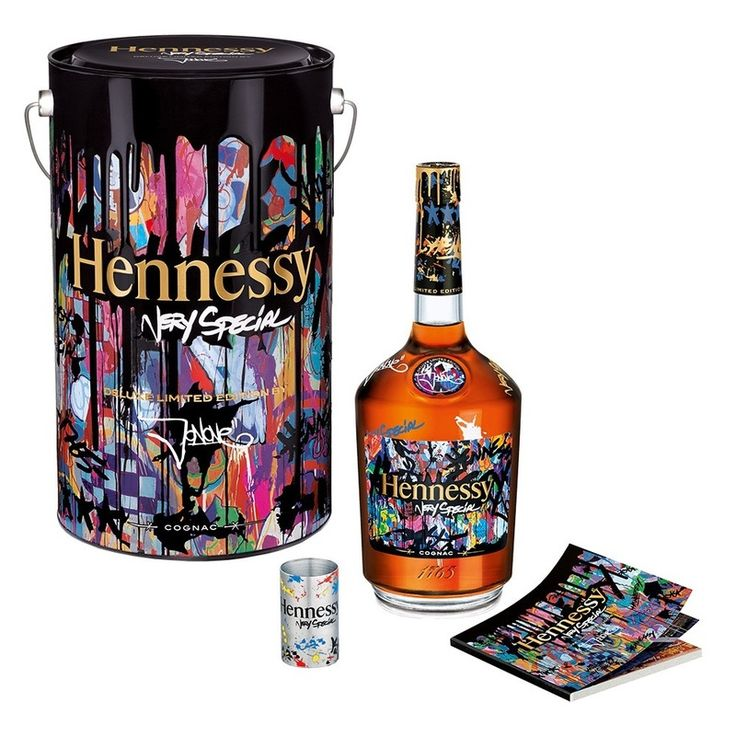 Hennessy jonone limited edition and deluxe gift set