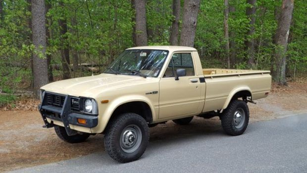Toyota Pickup Deluxe Model Clean Original Truck | eBay