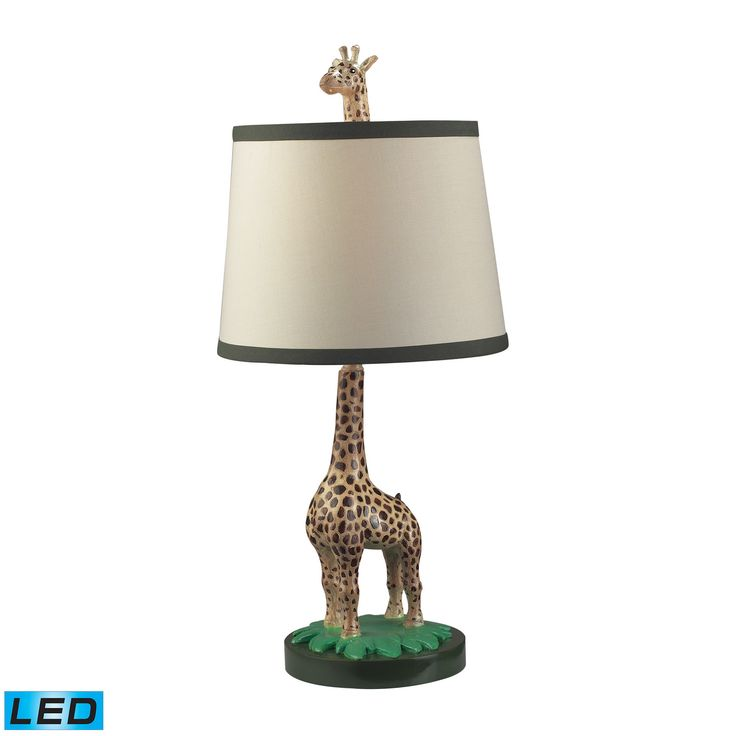 Dimond lighting jerry the giraffe table lamp bed bath beyond
