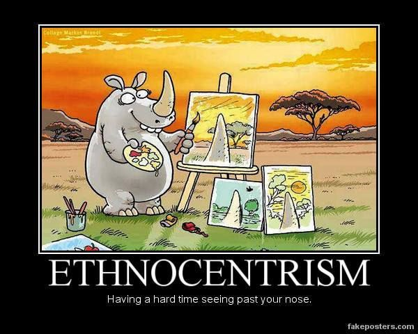 Image result for ethnocentrism comic
