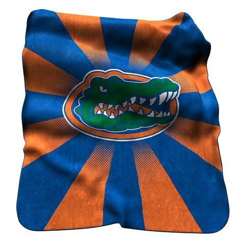 Florida Gators Raschel Throw #FloridaGators