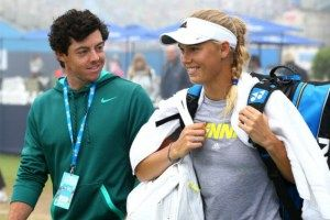 Rory McIlroy, Caroline Wozniacki Split After Twitter Pic Goes Viral