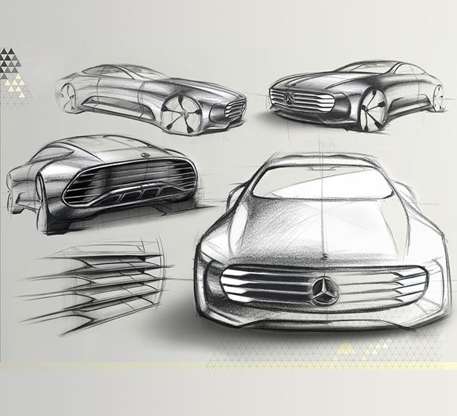 Showcasing high tech while radiating emotional appeal: these are the aims of the design philosophy of Mercedes-Benz.
