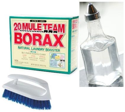 347 Best Borax Uses Images On Pinterest Cleaning Tips