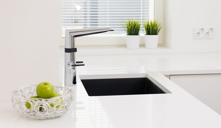 Oras Optima 2727F - a smart kitchen faucet with a dishwasher valve