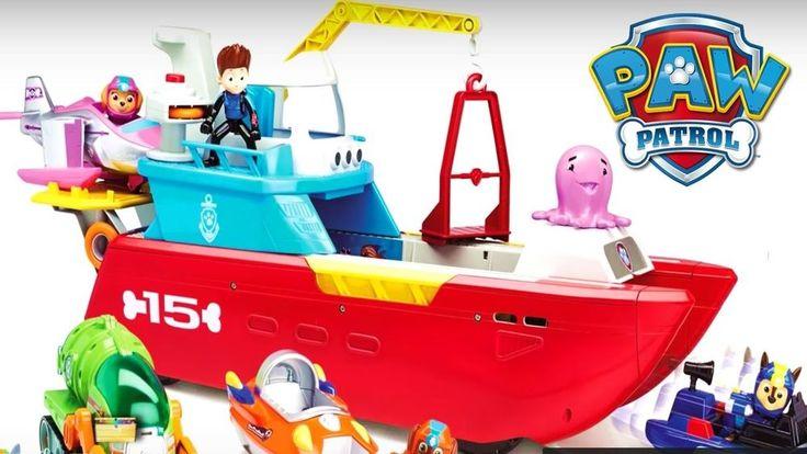 """Spin Master """"PAW Patrol"""" Sea Patroller playset"""