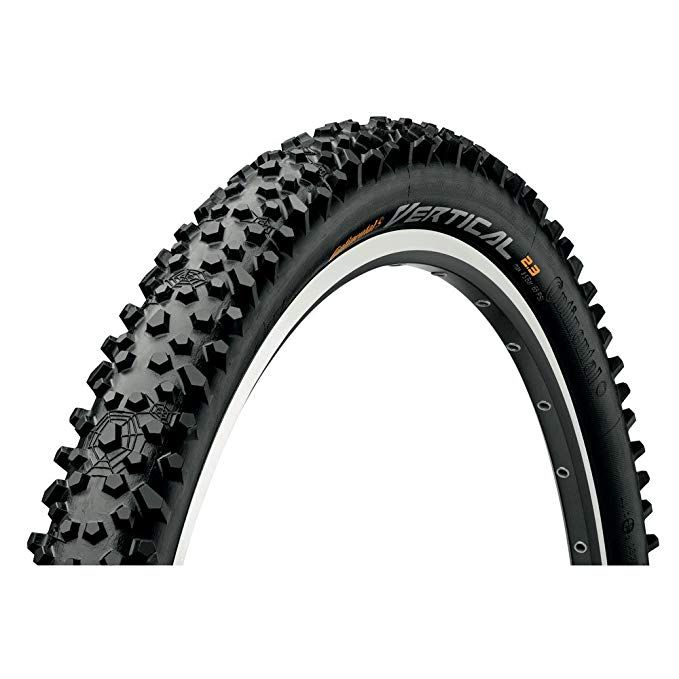 Continental Vertical 26x2 30 Black Tyre 2016 Review Bike Tire Mountain Bike Parts Tire