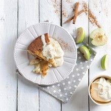 Tupperware - Apple Cake