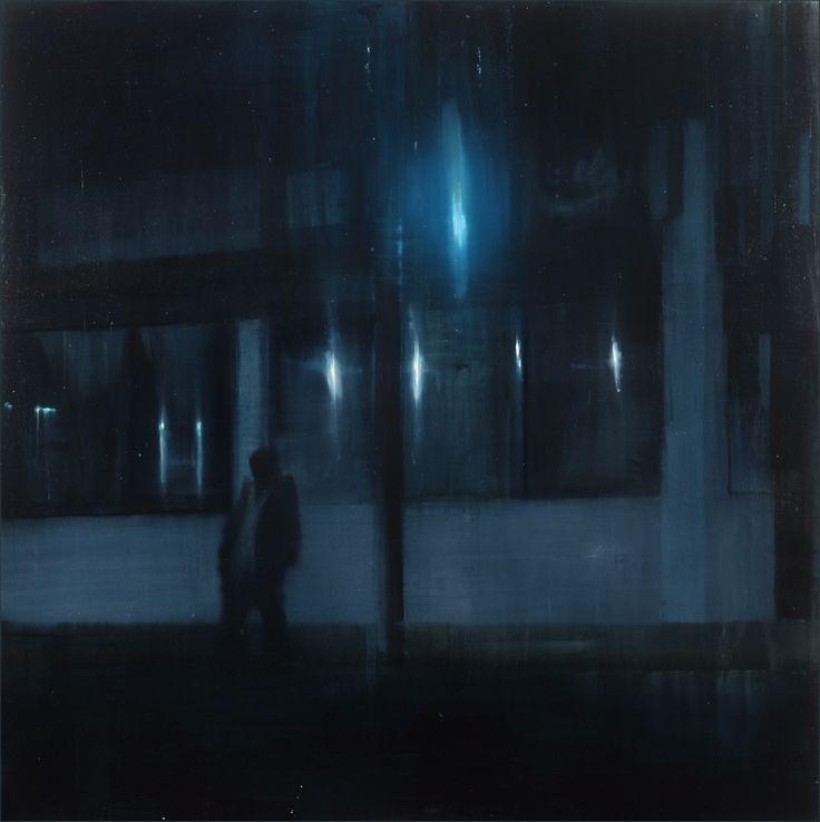 "By Brett Amory, from his work; ""Waiting"" ©Brett Amory. #brett_amory http://www.widewalls.ch/artist/brett-amory/"