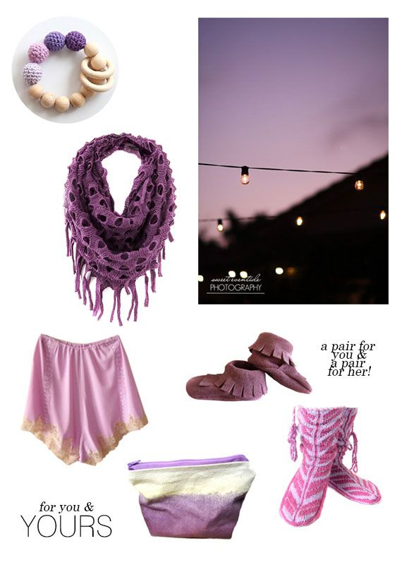 Color Crush: Radiant Orchid for 2014