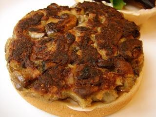 Food Wishes Video Recipes: Meaty Mushroom Veggie Burger - The Least Terrible Veggie Burger Ever!
