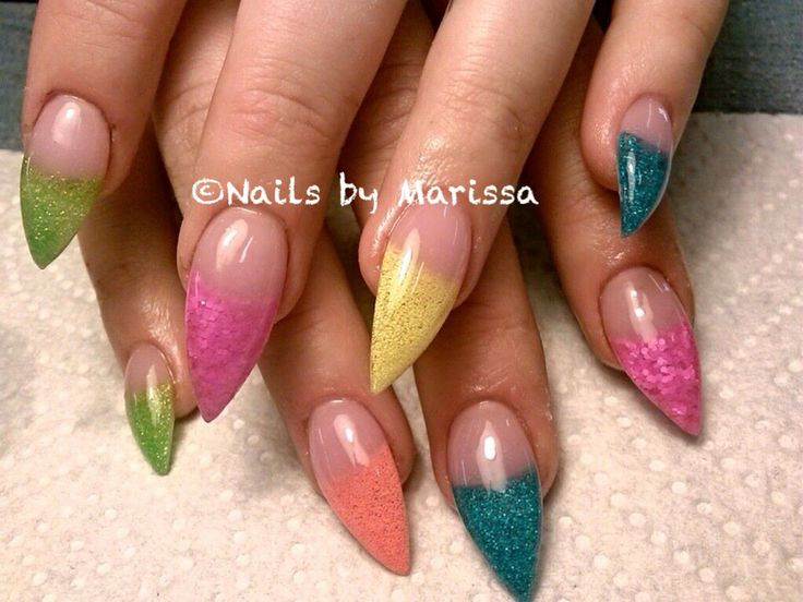 The 17 best Extreme Nails images on Pinterest | Long nails, Long ...