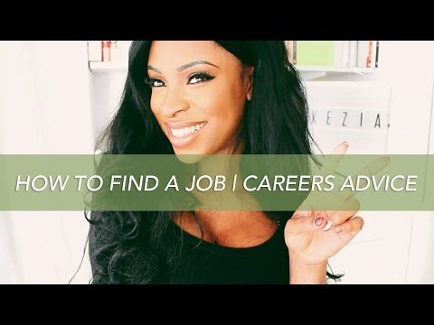 STUDENT CAREERS ADVICE | HOW TO FIND A JOB #ad - http://LIFEWAYSVILLAGE.COM/how-to-find-a-job/student-careers-advice-how-to-find-a-job-ad/