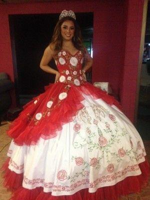 77 Best Mexican Little Girl Dresses Images On Pinterest