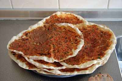 turkse pizza recept