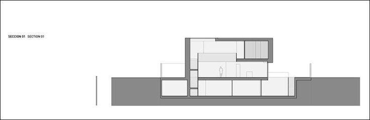 Дом Балинт от студии Fran Сильвестр Arquitectos + (Видео)