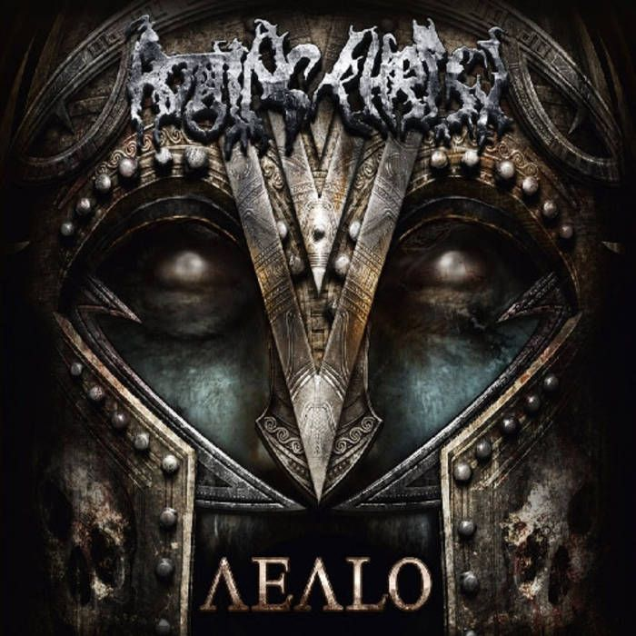 Rotting Christ - Aealo (2013) - Gothic/Death Metal - Athens, Greece