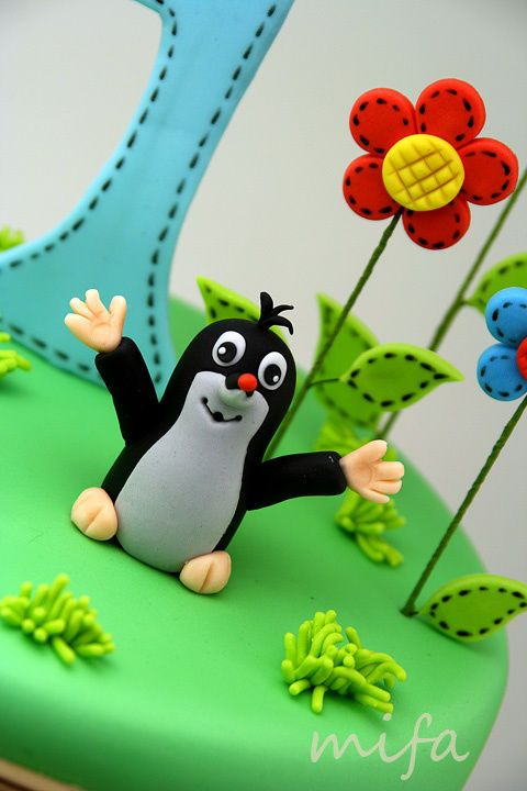 Little Mole Cake